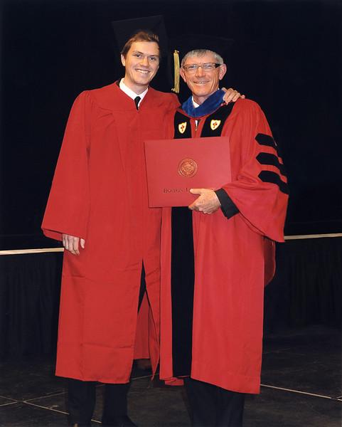 Chris - College Graduation