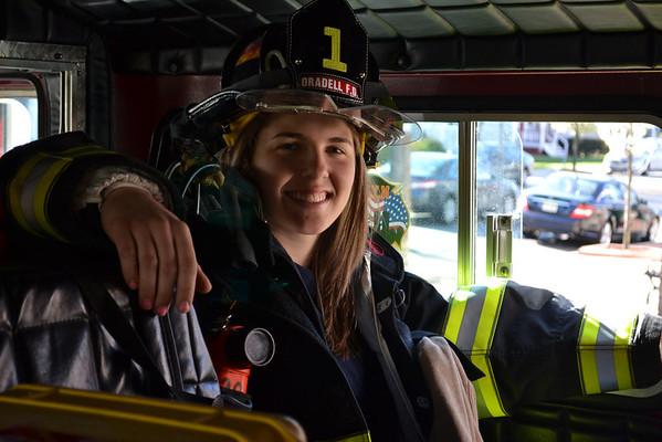 Stacey Kufel - Oradell, NJ Fire Department