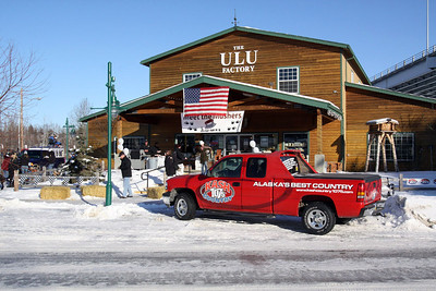 2009 MUSHERS MEET & GREET at ULU FACTORY