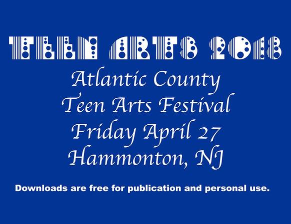 2018 Teen Arts Festival