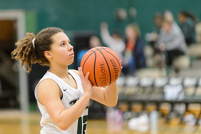 Tigard High School Girls JV Basketball vs Lake Oswego