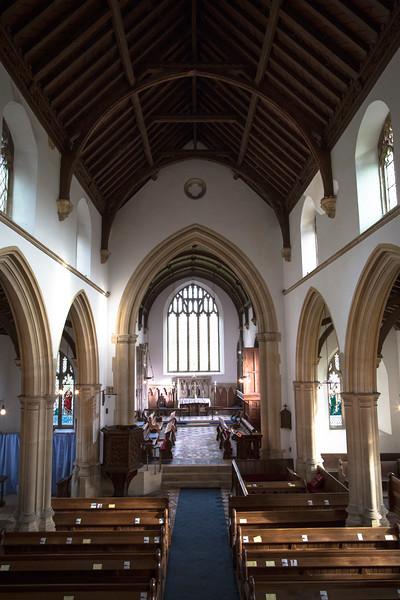 West Raynham Church, Norfolk