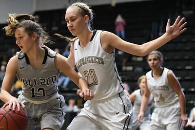 Basketball - LHS Girls 2017-18 - Willard Ozone
