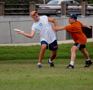 Ultimate Frisbee, Grisham M.S., Memorial Day Weekend