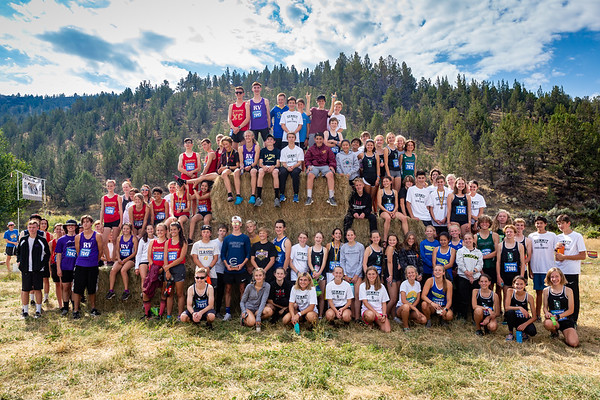 2019 Summit High School XC - Jere Breese Race
