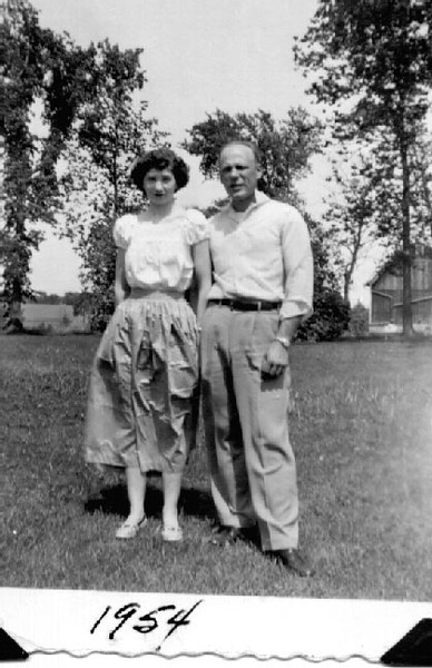Jean and Bud Cain