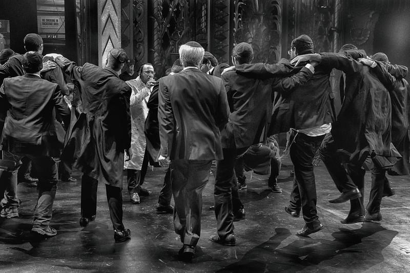leepa and dancing hasids on the Telethon stage Saban Theatre LA.jpg