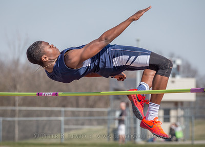 Jerry Crews Inv. High Jump - Boys