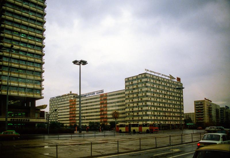 East Berlin 1986