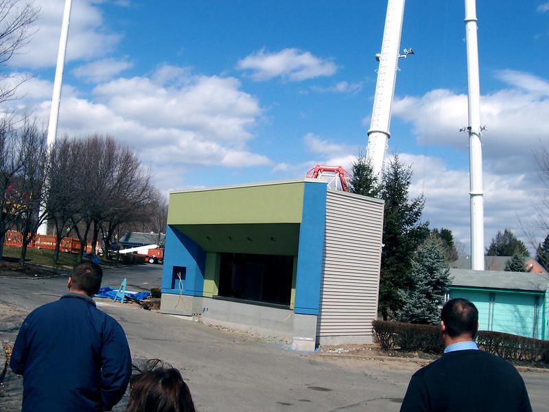 The new Slush Works building.