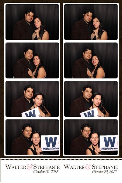 Walter & Stephanie's Wedding (10/20/17)