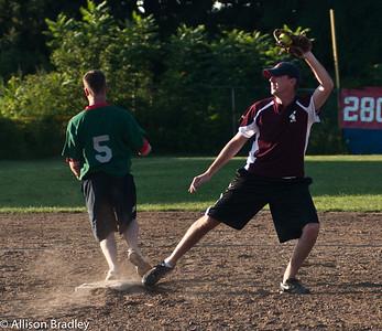 2011.08.17 ALS Black Softball