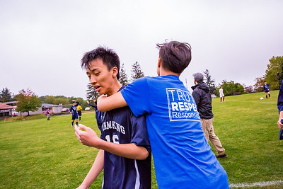 Boys JV Soccer 2016