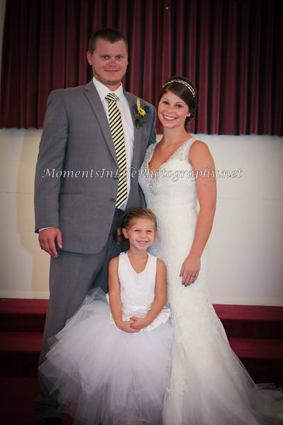 Peek ~ Oliver Wedding ~ Family & Wedding Party Pictures