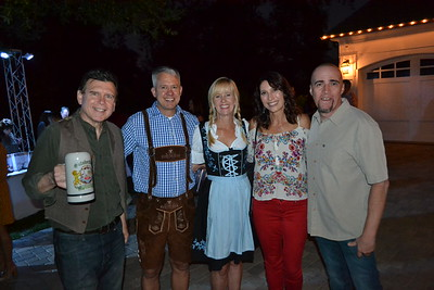 Booster Club Raises Funds at 'BoostOberfest' Party