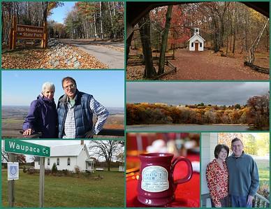 Waupaca & Marathon Counties: Wisconsin Fall 2015 Adventure