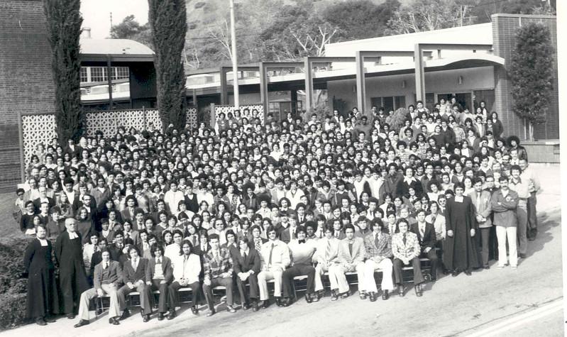 1972, Student Body