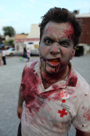 2010 Louisville Zombie Attack