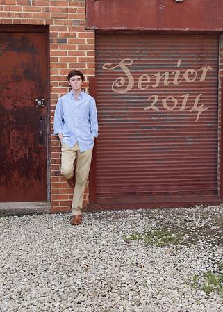 Nic **Senior 2014**