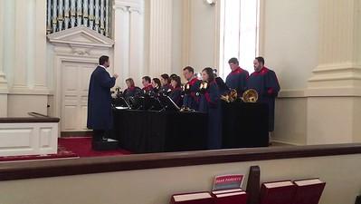 Miscellaneous Choir Performances