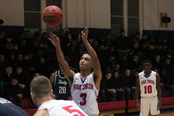 Prep Basketball vs. Trinity Episcopal School - Jan 8