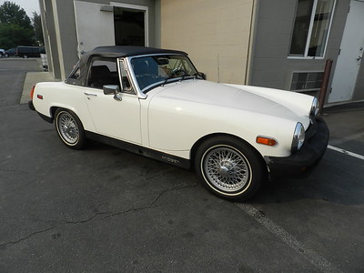 1979 MG Midget Convertible - For Sale
