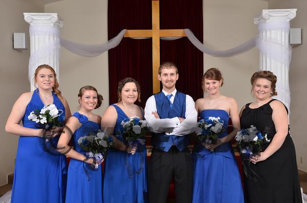 Olivia and Chase Wedding 2011