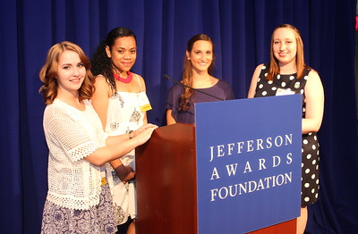 Jefferson Awards Foundation 43rd Annual National Ceremony