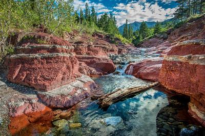 Glacier-Waterton National Parks