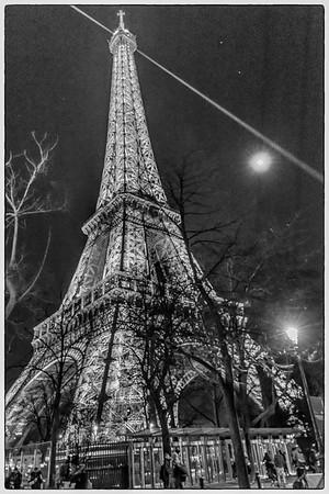 2018/2019 Paris in B&W