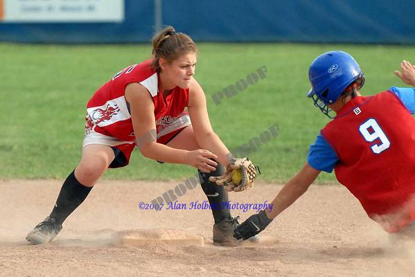 Varsity Softball - Northwest at Mason - May 5