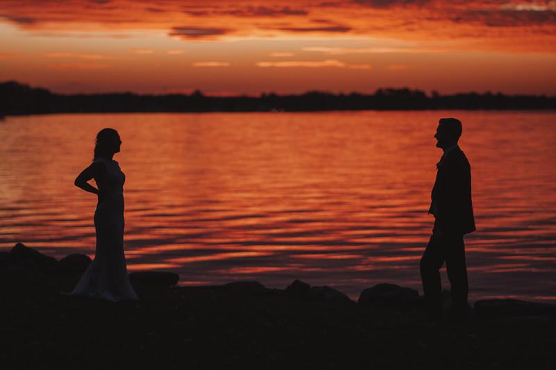 Sunset Wedding Lake Shore Yacht and Country Club Cicero New York 062.jpg
