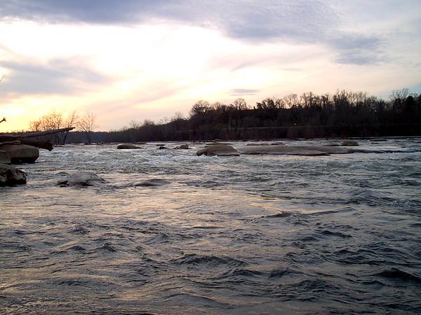 2004 03-04 James River