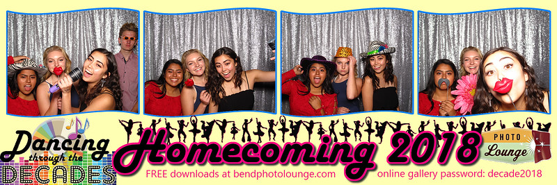 Sisters HS Homecoming 2018