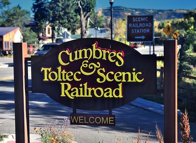 Cumbres & Toltec Scenic Railroad 2008