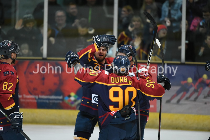 vs Coventry Blaze 1201