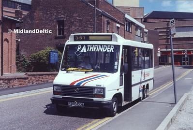 Pathfinder, Newark