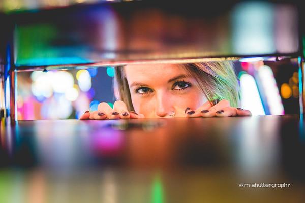 Kayleigh Arcade Style