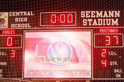 MN vs CENTRAL 2nd half