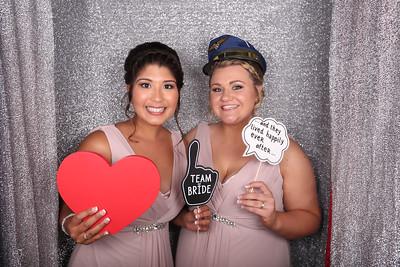 Wedding of Kylie & Joe Photobooth Photos