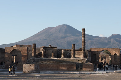 Neapel Pompeji Amalfi  12 2019