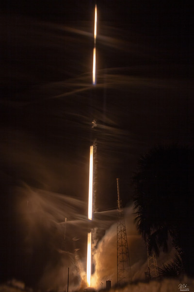 11. NusantaraSatu Falcon9 by SpaceX 2/21/19