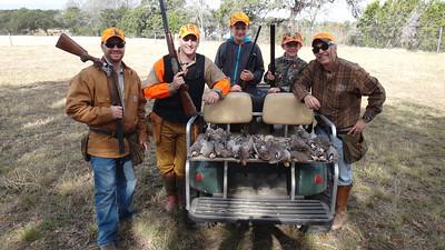 El Mileno Ranch Blanco TX 12-22-2012