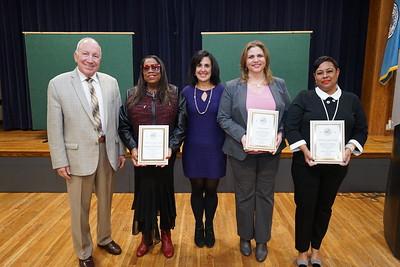 Hempstead Village Women's History Month - March 18,2019