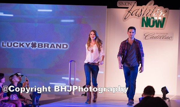 2013-09 Simon Galleria Cadillac Fashion Show