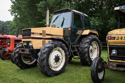 2016 Newby Hall Tractorfest