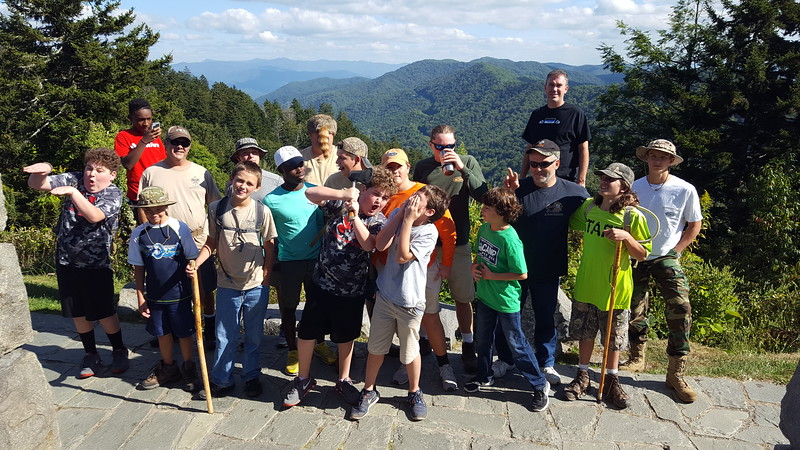 Troop 625 - Camping - Rafting - Hiking