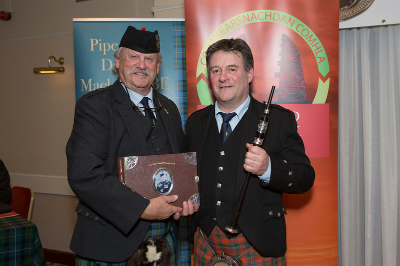 Piping Competition.