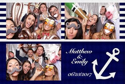 Matt & Emily