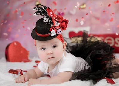 My Valentine Scarlett